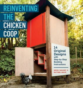 Reinventing the Chicken Coop Book Cover